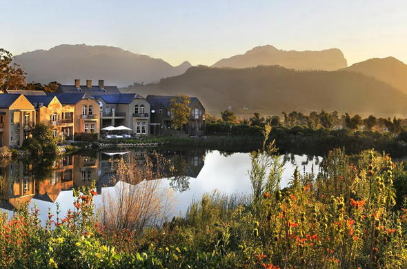 L' Ermitage Franschhoek Chateau & Villas ideal for Business and leisure travelers.