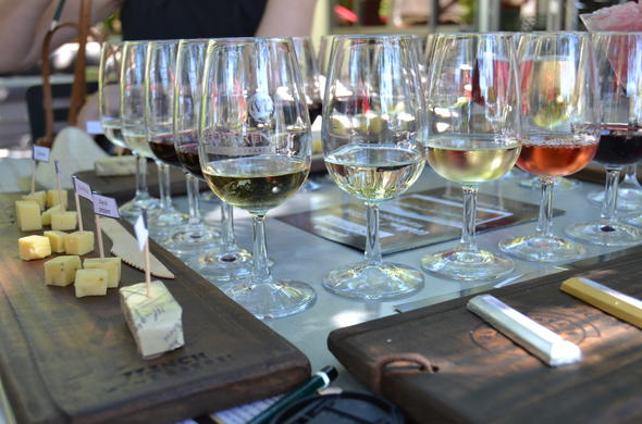 Embark on sumptuous wine tasting adventures in the Cape Winelands.