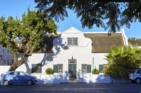 Tulbagh Hotel in the Cape Winelands.